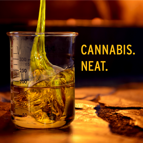 BAKKED / Cannabis. Neat.